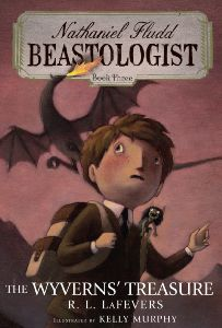 The Wyverns' Treasure (Nathaniel Fludd, Beastologist, Book 3) - Robin (R. L.) LaFevers<br/>