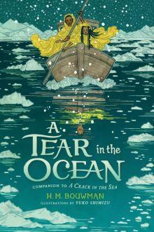 A Tear in the Ocean - Heather Bouwman<br/>
