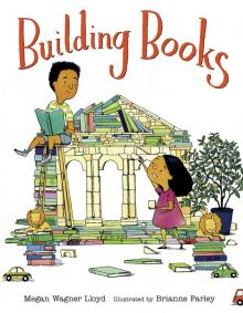 Building Books - Megan Wagner Lloyd<br/>
