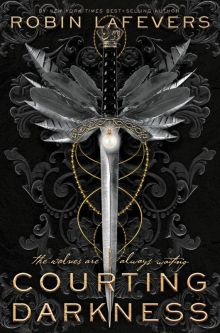 Courting Darkness - Robin (R. L.) LaFevers<br/>