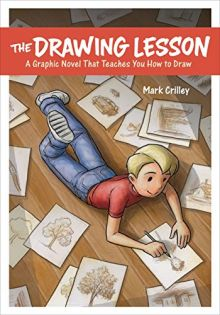 The Drawing Lesson - Mark Crilley<br/>