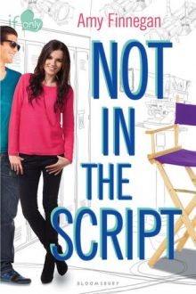 Not in the Script - Amy Finnegan<br/>