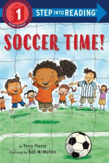 Soccer Time - Terry Pierce<br/>