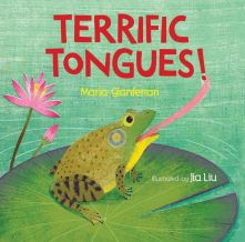 Terrific Tongues - Maria Gianferrari<br/>