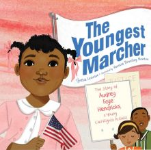 The Youngest Marcher - Cynthia Levinson<br/>