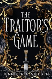 The Traitor's Game - Jennifer A. Nielsen<br/>