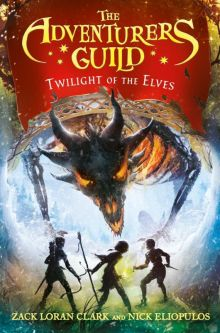 Twilight of the Elves - Zack Loran Clark<br/>