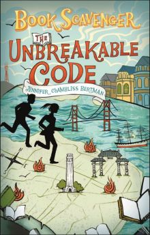 The Unbreakable Code - Jennifer Chambliss Bertman<br/>
