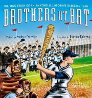Brothers at Bat: The True Story of an Amazing All-Brother Team